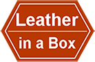 Leather in a Box Logo
