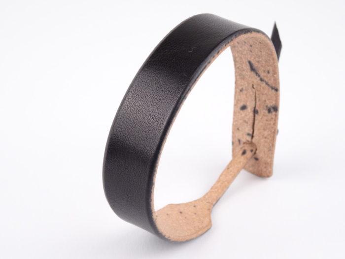 Lederen Armband